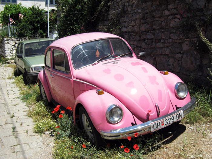 ▲ 동유럽 거리에선 낡았지만 예쁜 자동차를 어렵지 않게 볼 수 있다.