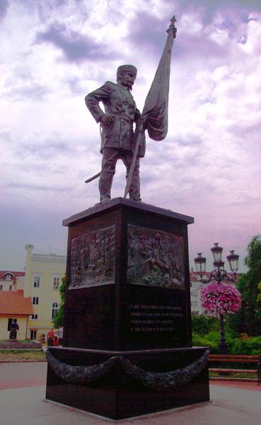 ▲ 소피아엔 사회주의적 색채가 느껴지는 동상이 흔하다.