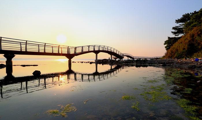 ▲ 호미곶 해안 둘레길