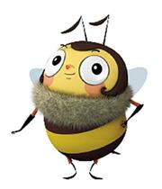 ▲ 곤충엑스포 캐릭터 `코니`