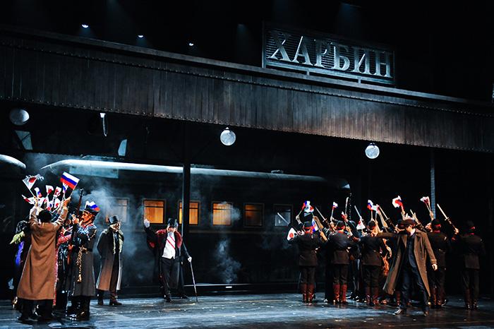 ▲ 지난해 무대에 올려져 관객들의 호평을 받은 뮤지컬 '영웅'.