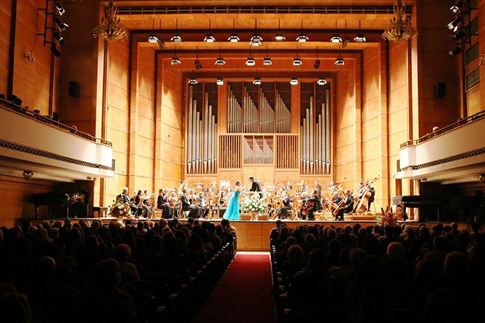 ▲ 클래식 공연은 연주자의 실력과 함께 관객들의 매너로 완성된다.