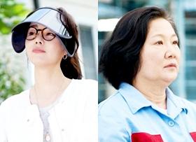 ▲ 김윤진. /SBS 제공 김해숙.  /tvN 제공